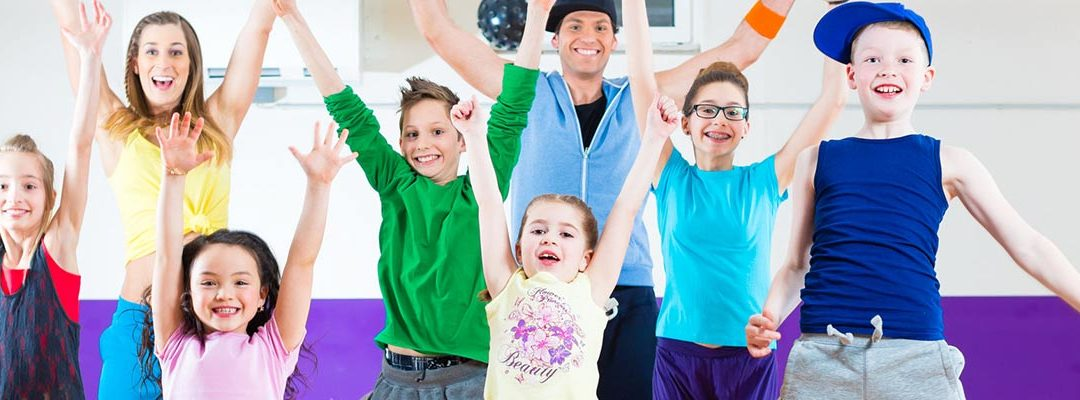 Dance Classes Improve a Child's Health & Makes Exercise Fun!